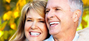 The Endocrine Center - older couple smiling